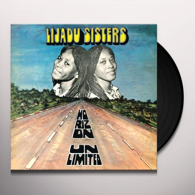 Lijadu Sisters HORIZON UNLIMITED Vinyl Record
