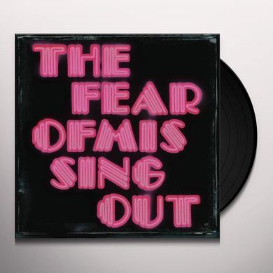 Thenewno2 THEFEAROFMISSINGOUT Vinyl Record