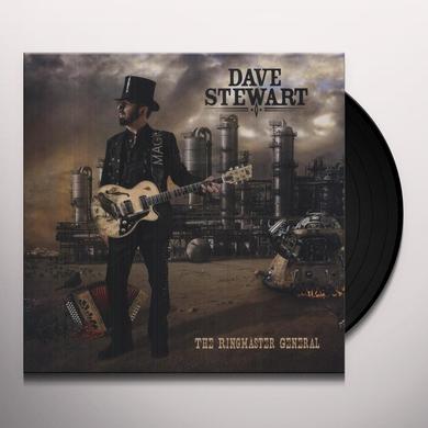 Dave Stewart RINGMASTER GENERAL Vinyl Record
