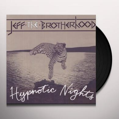 Jeff The Brotherhood HYPNOTIC NIGHTS (BONUS CD) Vinyl Record - Limited Edition