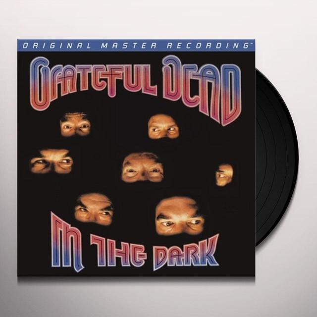 Grateful Dead IN THE DARK Vinyl Record - Limited Edition, 180 Gram Pressing