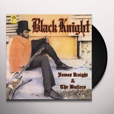 James Knight & Butlers BLACK KNIGHT Vinyl Record