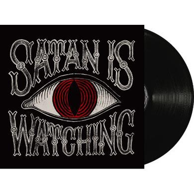 Those Poor Bastards SATAN IS WATCHING Vinyl Record