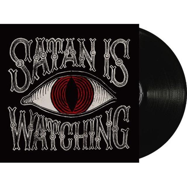 Those Poor Bastards SATAN IS WATCHING Vinyl Record