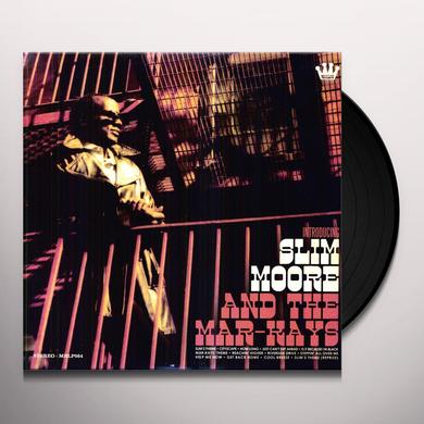 Slim Moore & Mar-Kays INTRODUCING SLIM MOORE AND THE MAR-KAYS Vinyl Record