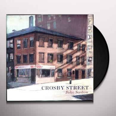 Jake Saslow CROSBY STREET Vinyl Record