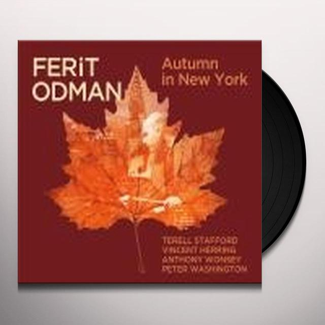 Ferit Odman AUTUMN IN NEW YORK Vinyl Record