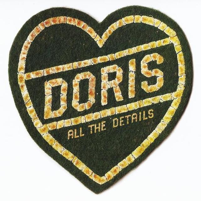 Doris ALL THE DETAILS Vinyl Record