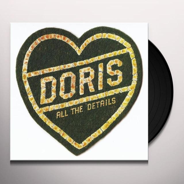 Doris ALL THE DETAILS Vinyl Record