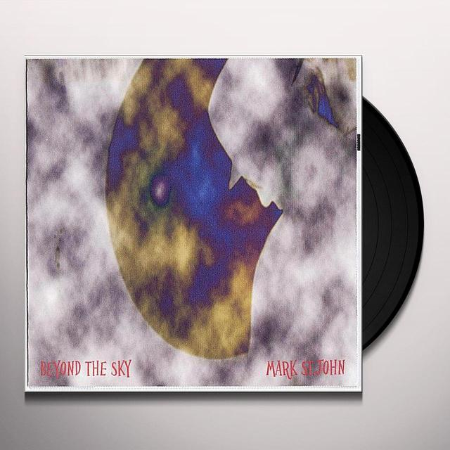 Mark St.John BEYOND THE SKY Vinyl Record
