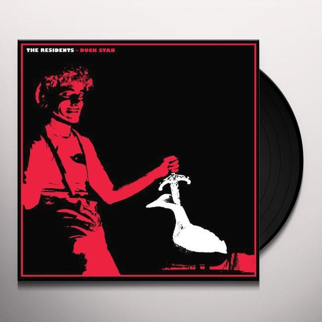 Residents DUCK STAB Vinyl Record