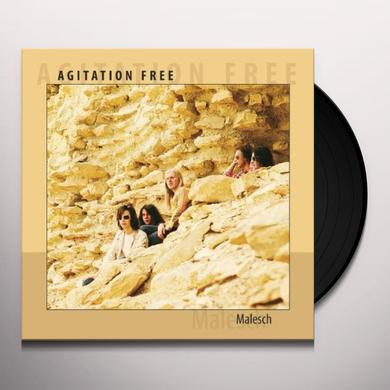 Agitation Free MALESCH Vinyl Record