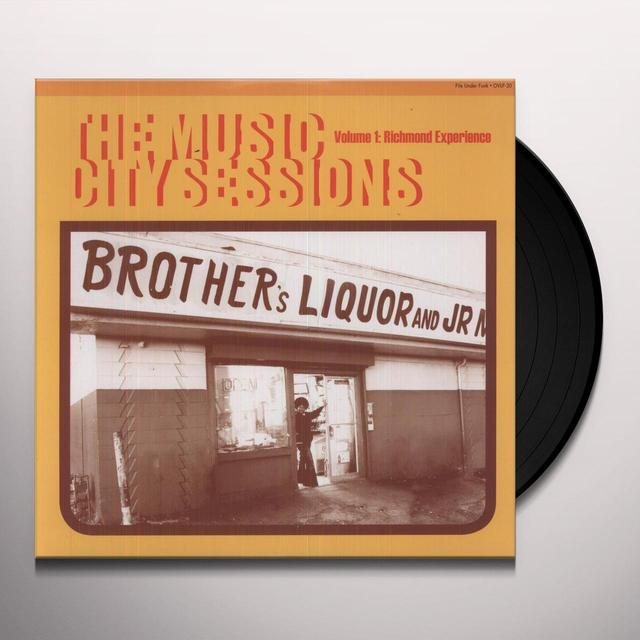 MUSIC CITY SESSIONS 1 / VARIOUS Vinyl Record