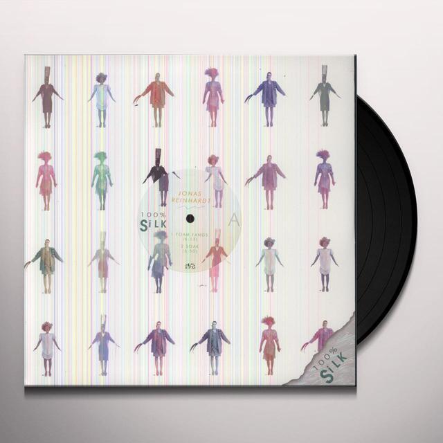 Jonas Reinhardt FOAM FANGS Vinyl Record