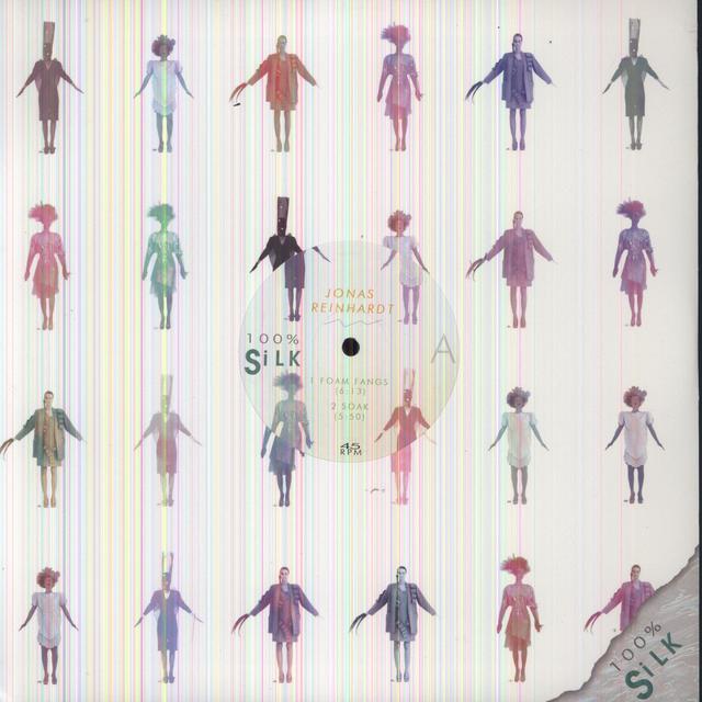 Jonas Reinhardt FOAM FANGS (EP) Vinyl Record