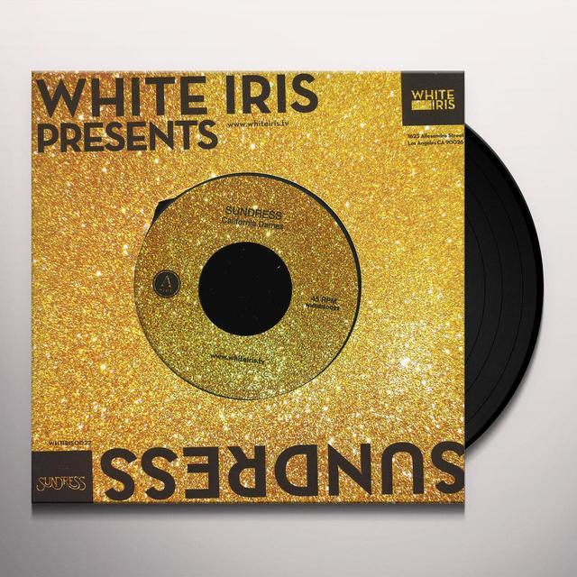 Sundress CALIFORNIA DAMES / PILOT WINGS Vinyl Record