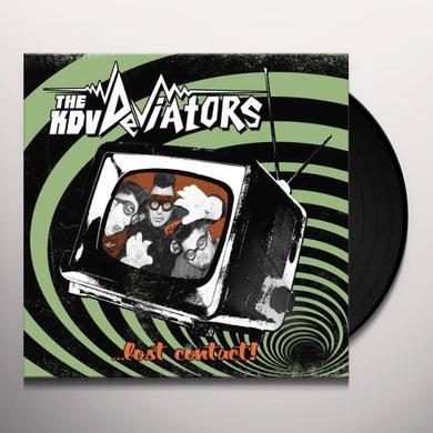 Kdv Deviators LOST CONTACT Vinyl Record