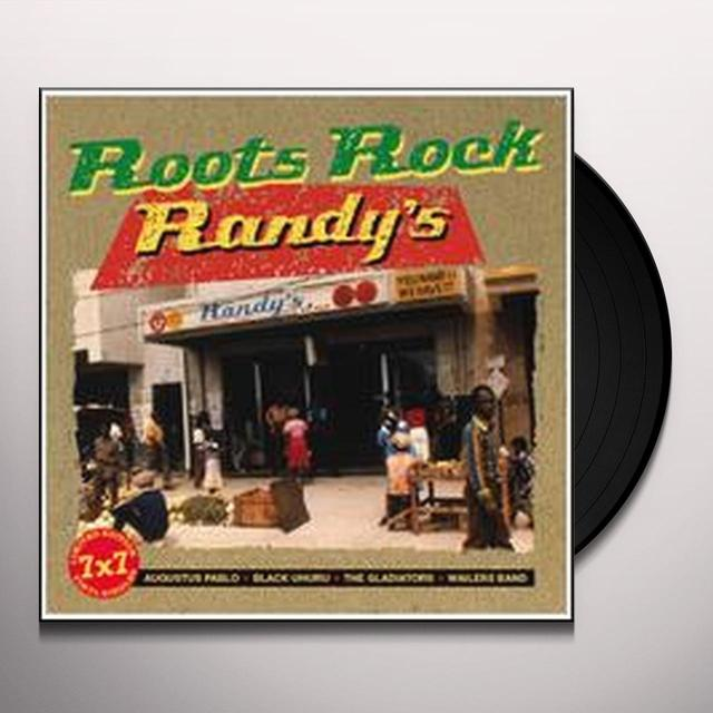 Roots Rack Randys / Various (Dlcd) (Mpdl) (Box) ROOTS RACK RANDYS / VARIOUS (BOX) Vinyl Record - Digital Download Included, MP3 Download Included