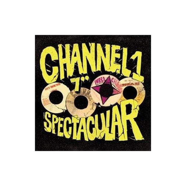CHANNEL 1 SEVEN INCH SPECTACULAR / VARIOUS (BOX) Vinyl Record