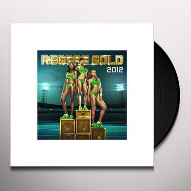 REGGAE GOLD 20TH ANNIVERSARY EDITION / VARIOUS Vinyl Record