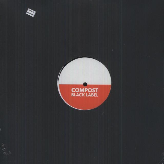 Marbert Rocel COMPOST BLACK LABEL 88 Vinyl Record