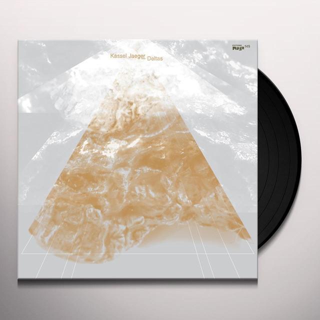 Kassel Jaeger DELTAS Vinyl Record