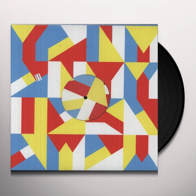 Baikal JUST YOU & ME (EP) Vinyl Record