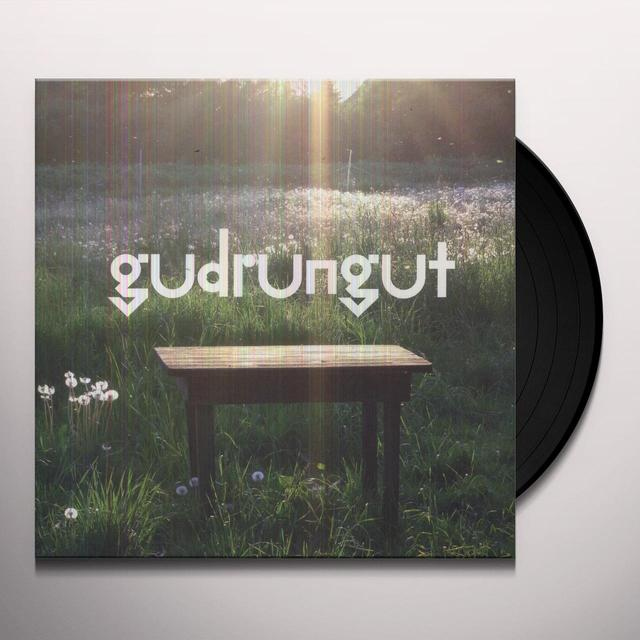 Gudrun Gut BEST GARDEN Vinyl Record