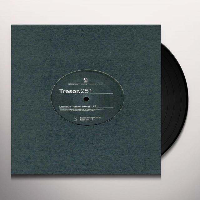 Marcelus SUPER STRENGTH Vinyl Record