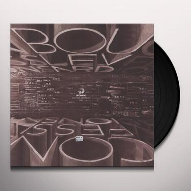 Mathias Mesteno BOULEVARD CONFESSIONS (EP) Vinyl Record