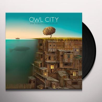 Owl City MIDSUMMER STATION Vinyl Record