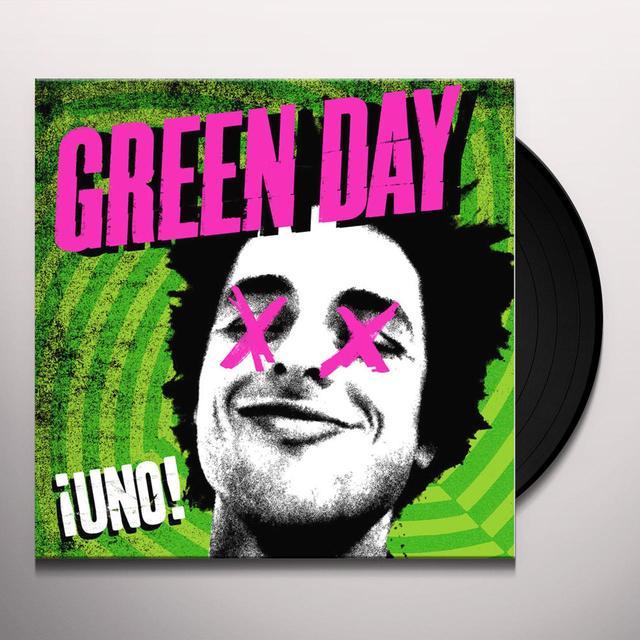 Green Day UNO Vinyl Record