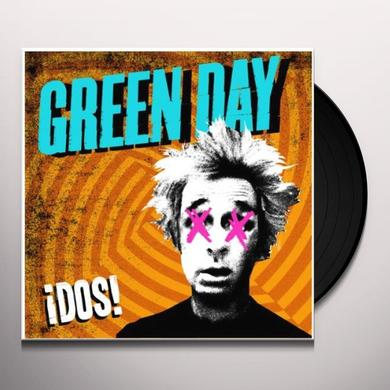Green Day DOS Vinyl Record