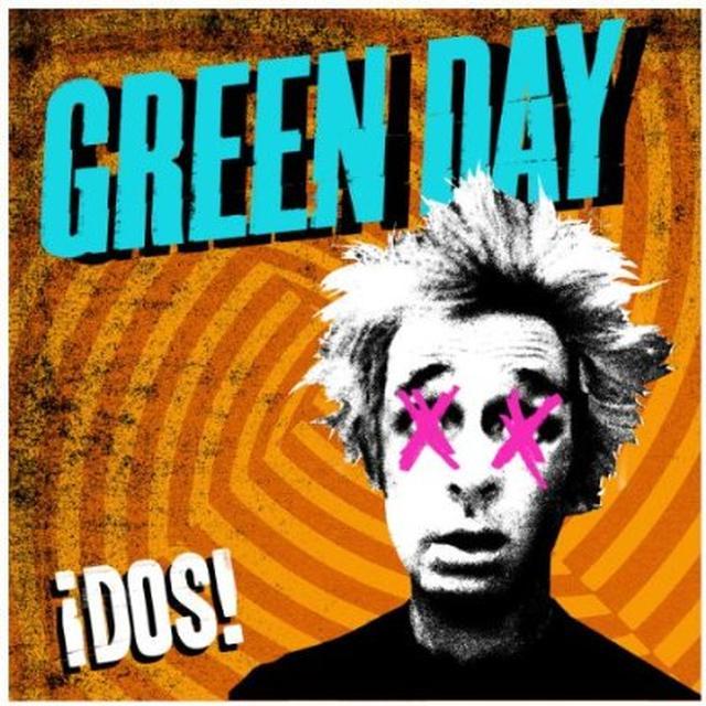 Green Day DOS Vinyl Record