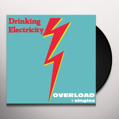 Drinking Electricity OVERLOAD & SINGLES Vinyl Record
