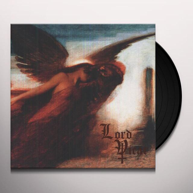 Lord Vicar SIGNS OF OSIRIS Vinyl Record