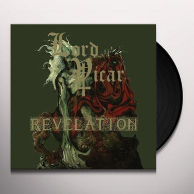 Lord Vicar / Revelation SPLIT 10 Vinyl Record