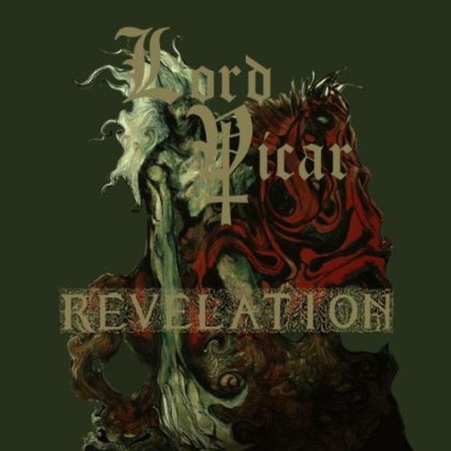 Lord Vicar / Revelation SPLIT 10 Vinyl Record - 10 Inch Single