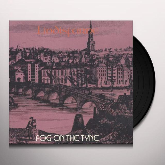 Lindisfarne FOG ON THE TYNE (40TH ANNIVERSARY EDITION) Vinyl Record