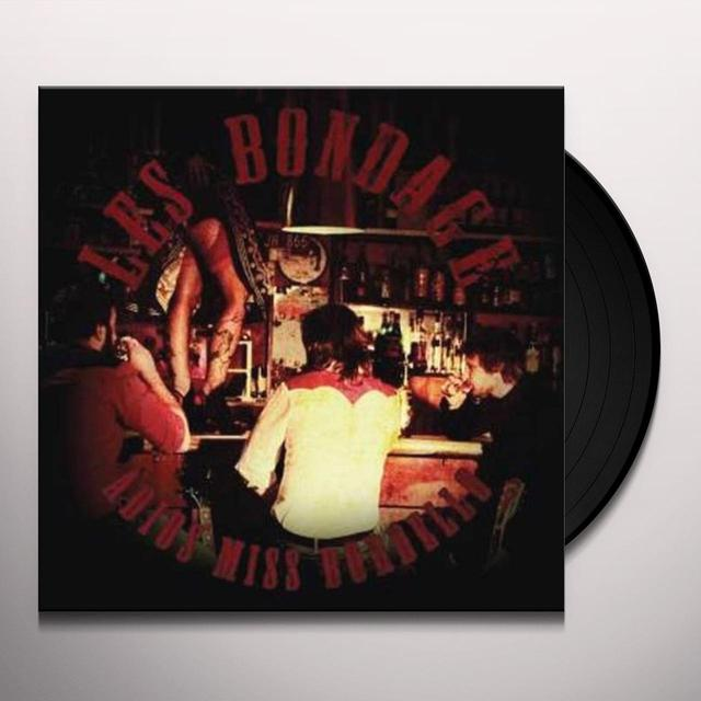 Les Bondage ADIOS MISS BORDELLO Vinyl Record