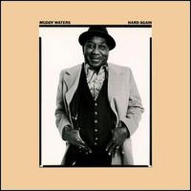 Muddy Waters HARD AGAIN Vinyl Record