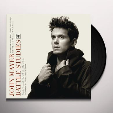 John Mayer BATTLE STUDIES Vinyl Record - 180 Gram Pressing