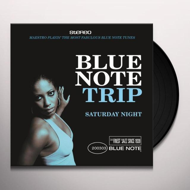 BLUE NOTE TRIP: SATURDAY NIGHT / VARIOUS Vinyl Record - 180 Gram Pressing