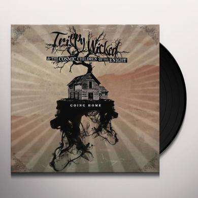 Trippy Wicked & Cosmic Children Of The Knight GOING HOME Vinyl Record