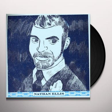 Nathan Ellis ST Vinyl Record