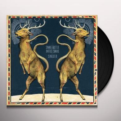 Snake Rattle Rattle Snake SINEATER Vinyl Record