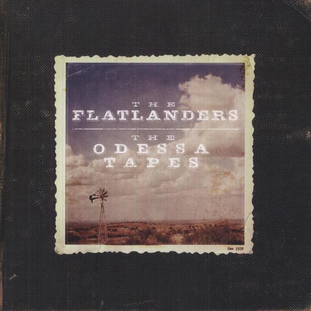 Flatlanders ODESSA TAPES Vinyl Record