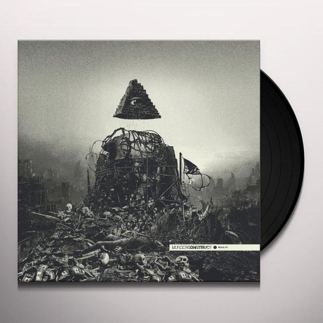 Murder Construct RESULTS Vinyl Record