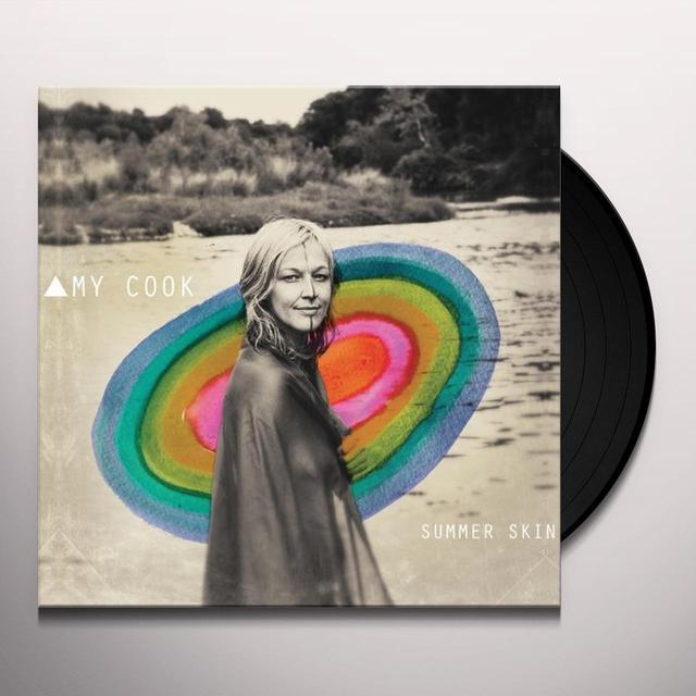 Amy Cook SUMMER SKIN Vinyl Record