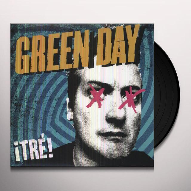 Green Day TRE Vinyl Record